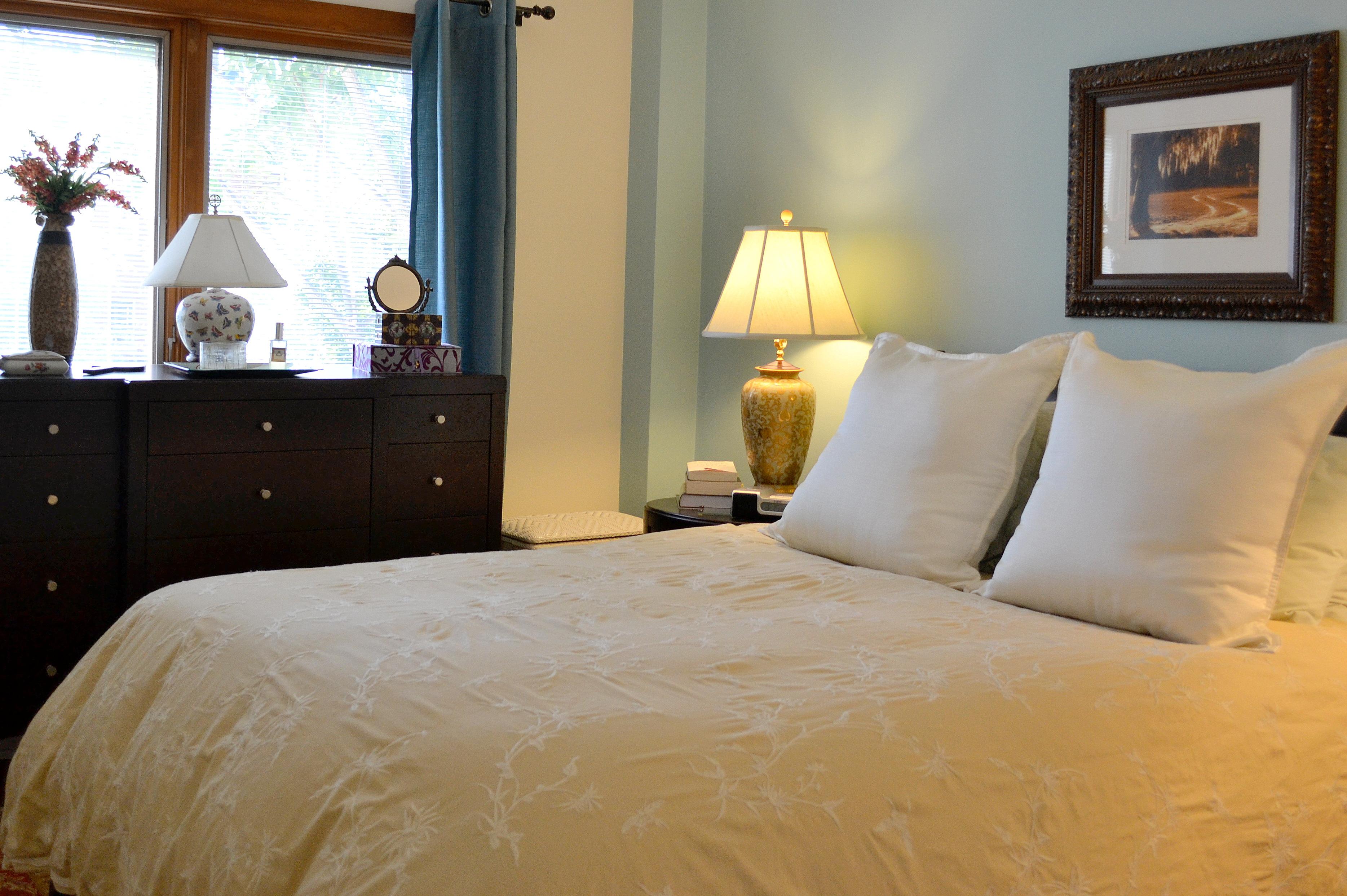 Simple Bedroom Makeover simple bedroom makeover  