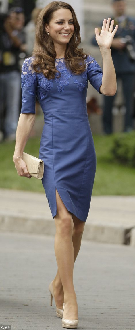 Kate Middleton And Chevron Upholstery Fabric